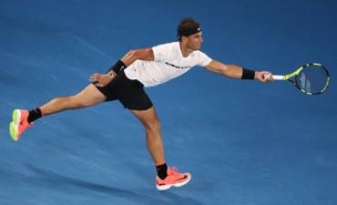 Nadal venció a Dimitrov y jugará la final con Federer