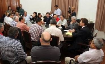 Fracasó la reunión paritaria y los municipales paran 48 horas
