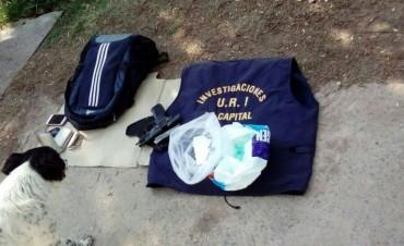 Dos policías de la URI fueron procesados por venta de drogas