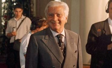 Murió Antonio Cafiero