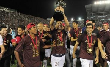 Lanús, el campeón de la Sudamericana