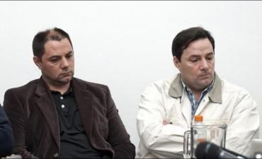 Los hermanos Christian y Martín Lanatta se escaparon de la carcel