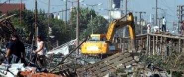 Megaoperativo en La Salada para desalojar a más de 10.000 puesteros