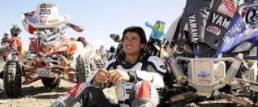 El piloto argentino Alejandro Patronelli volvió a imponerse en el Rally Dakar