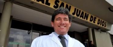 El médico cartonero cumplió su cirugía 5 mil