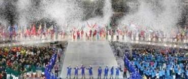 Los Juegos Olímpicos de Londres dijeron adiós con una estupenda ceremonia de cierre