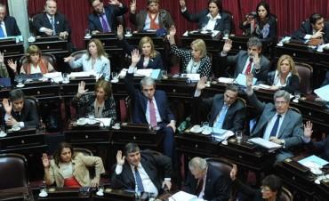 El Senado dio media sanción a la nueva Ley de Accidentes de Trabajo
