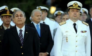 Renunció el jefe de la Armada por el conflicto con la Fragata Libertad