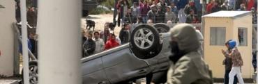 Continúa la tensión en Bariloche y gestionaron la ayuda de Gendarmería