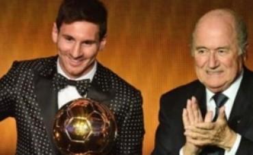 Messi, histórico: ganó su cuarto Balón de Oro