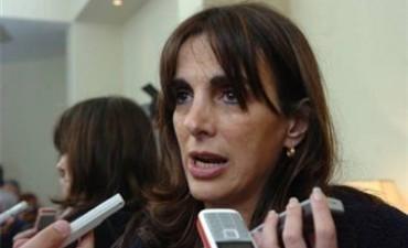 María Eugenia Bielsa renunció sorpresivamente a la Legislatura