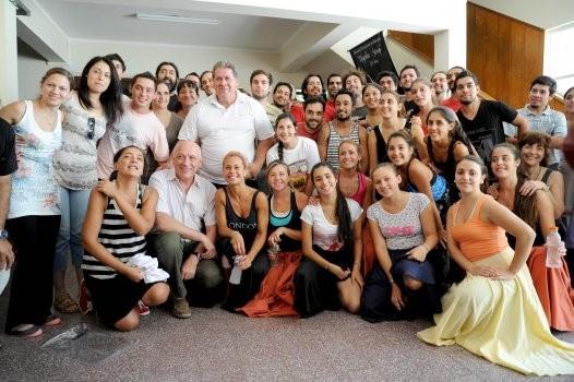 Santa Fe presente en el Festival Nacional de Folklore de Cosquín
