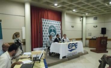 La EPE abrió licitaciones por más de $ 27.000.000 destinadas al oeste provincial que incluyen a María Juana