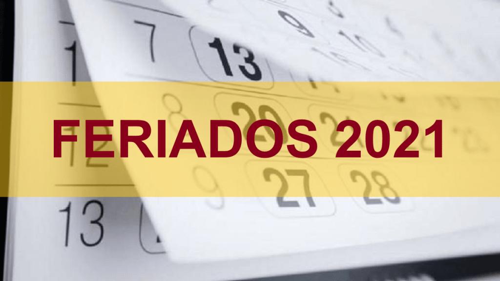 Feriados 2021: calendario de los días feriados y no laborables de Argentina