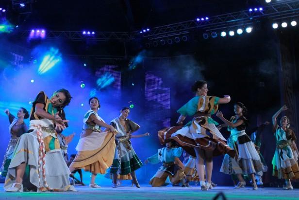 Santa Fe volvió a brillar en el mayor festival de folclore del país