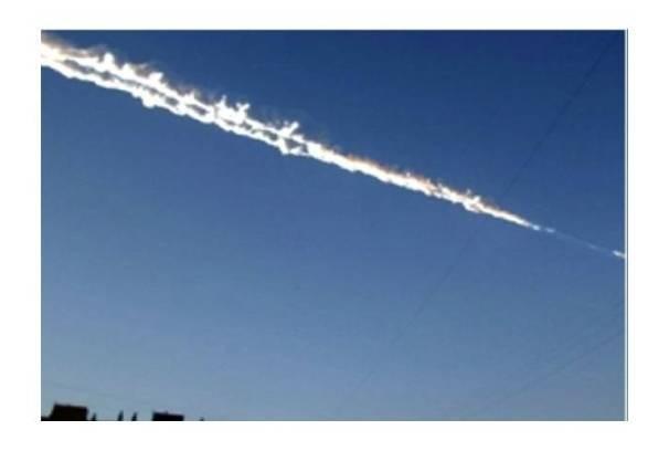 Afirman que el meteorito de Santa Fe podría ser una nave espacial estadounidense que