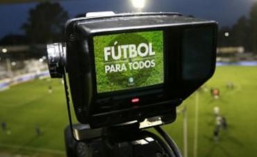 El nuevo Fútbol para Todos será presentado mañana en Ezeiza