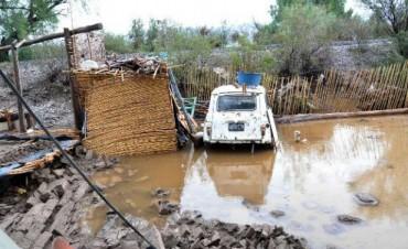 Hay más de 3.400 evacuados por las inundaciones en San Juan