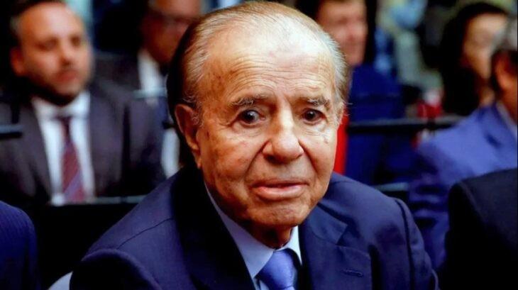 Murió el Ex-Presidente y Senador Carlos Menem