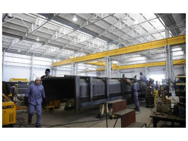 La actividad industrial de la provincia se muestra en una plataforma online