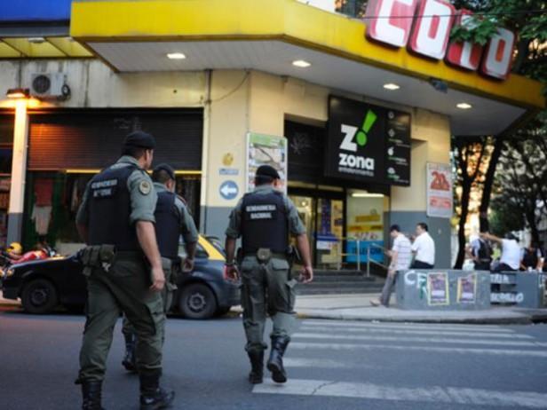 El gobernador Bonfatti confirmó la inminente llegada de gendarmes al Gran Rosario