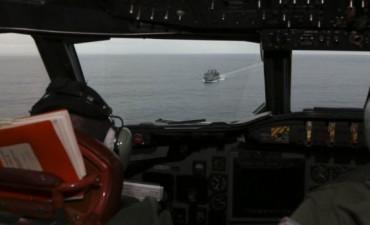Oficial: el avión de Malasia se estrelló en el sur del Océano índico y no hay sobrevivientes