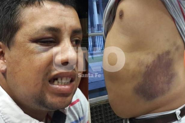 Brutal golpiza a una familia de pastores evangélicos pentecostales en la comisaría 10°