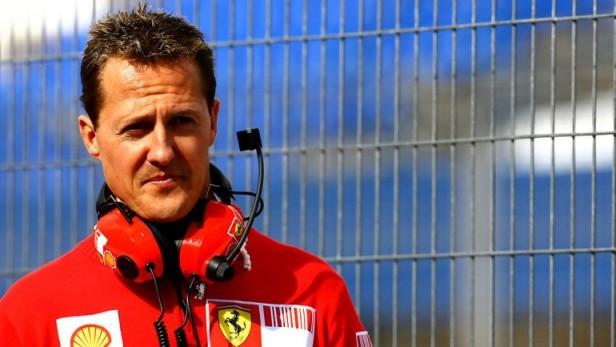 Michael Schumacher salió del coma y reconoció a su mujer