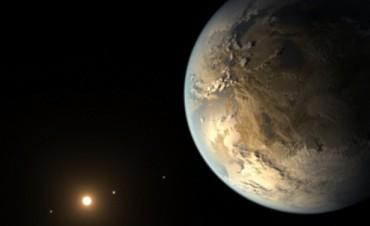 Hallan planeta similar a la Tierra que podría ser habitable