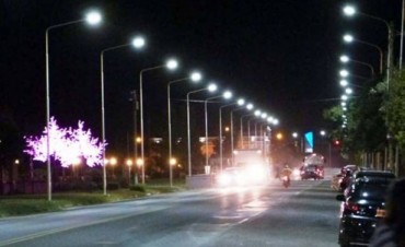 Un pequeño pueblo cordobés ilumina sus calles con un novedoso sistema LED