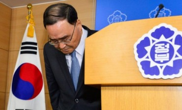 Renunció el Primer Ministro de Corea del Sur por su mala gestión ante la tragedia del ferry