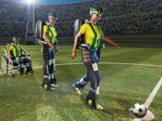 Un parapléjico dará el puntapié inicial del Mundial con un exoesqueleto con control mental