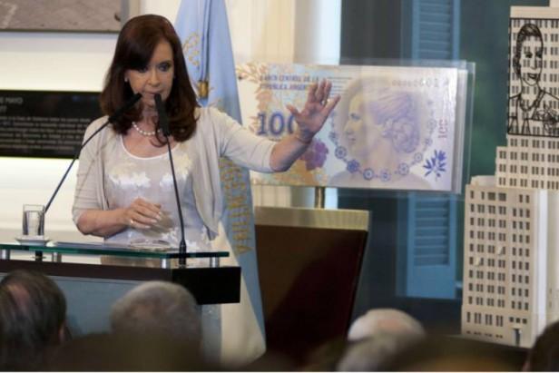 Cristina anunció un aumento del 40 por ciento en la Asignación Universal por Hijo