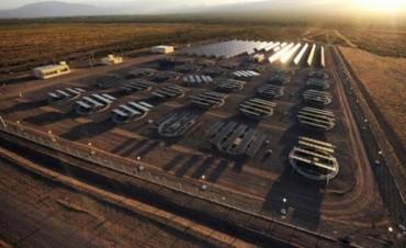 La provincia tendrá la tercera planta de energía solar del país