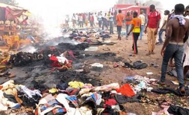 Estallaron dos coches bomba en Nigeria: hay 118 muertos y se sospecha de Boko Haram