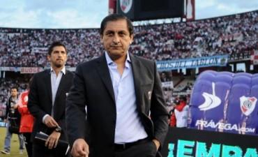 Ramón Díaz presentó su renuncia como técnico de River