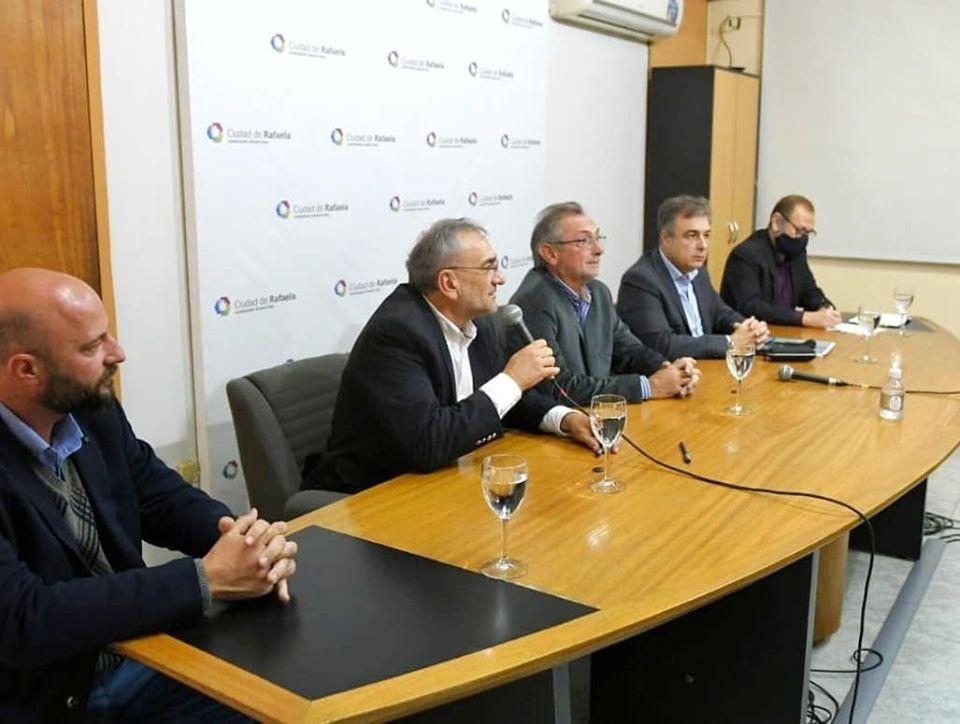 FIRMARON CONVENIO PARA CRÉDITOS A MICRO Y PEQUEÑAS EMPRESAS DEL DEPARTAMENTO CASTELLANOS