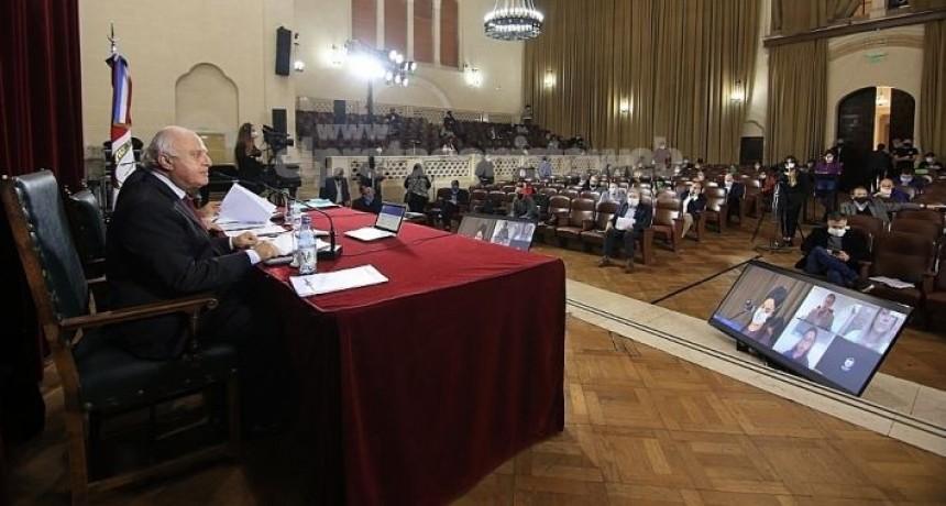 Por unanimidad, Diputados dio media sanción a la creación del Consejo Económico y Social de Santa Fe