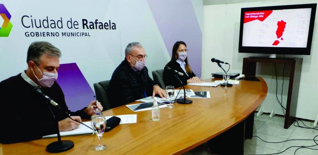 Se amplian restricciones y se realizarán mayores controles en el Departamento Castellanos