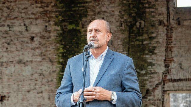 SANTA FE: Perotti confirmó que la provincia adhiere a las medidas nacionales anunciadas por Fernández