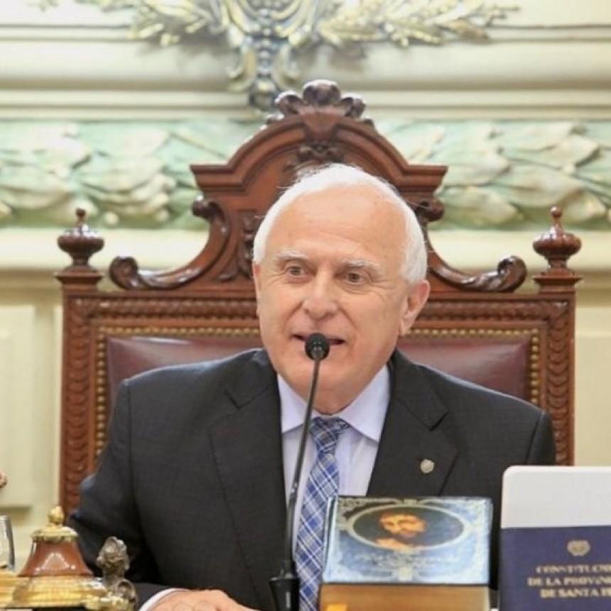 Murió Miguel Lifschitz, exgobernador y presidente de la Cámara de Diputados de Santa Fe