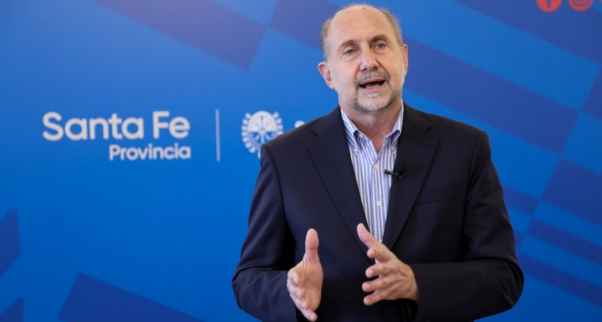 El gobernador Perotti anunció las medidas de convivencia que regirán desde el próximo 31 de mayo en la provincia