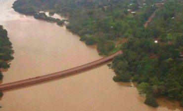 Alerta por inundaciones tras la inusual crecida del Paraná