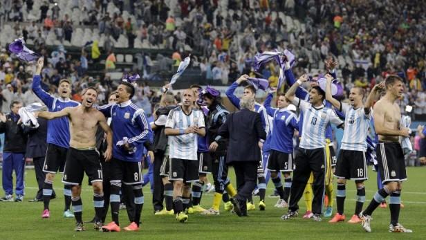 Argentina venció a Holanda en los penales y es finalista después de 24 años