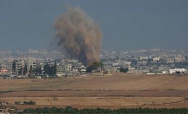 Israel atacó más de 300 objetivos de Hamas en la Franja de Gaza