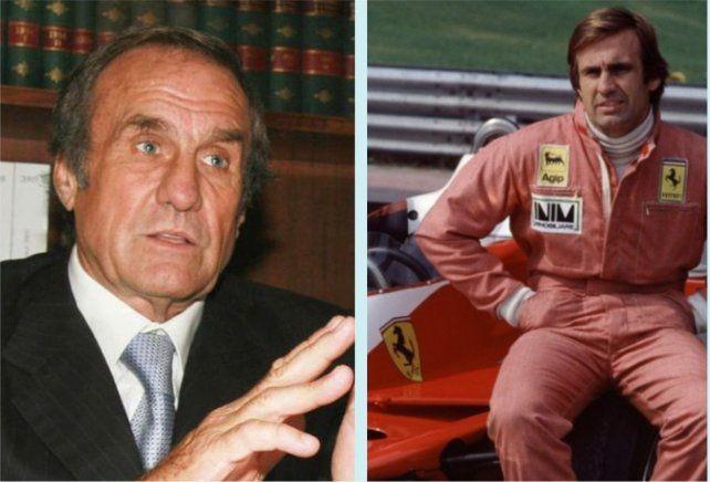 A los 79 años murió Carlos Reutemann