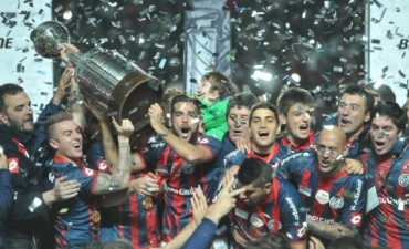 San Lorenzo hizo historia y consiguió por primera vez la Copa Libertadores