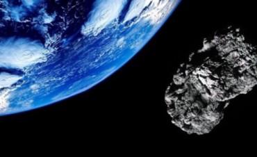 Asteroide rozará la Tierra este fin de semana