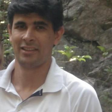 Gustavo Lazarte becado por la Fundación Messi