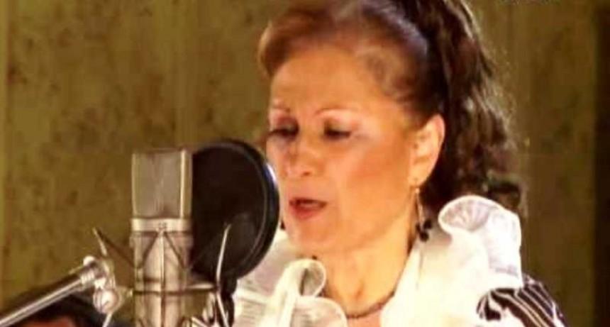 Murió Ramona Galarza,